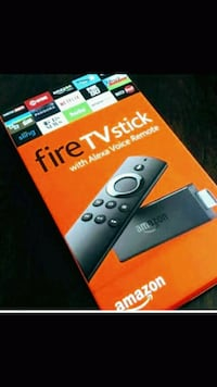 Fire tv with Alexa voice Marion, 46952