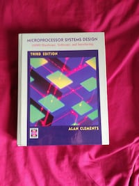 Libro MICROPROCESSORS SYSTEMS DESIGN DE ALAN CLEME Madrid, 28015
