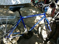 blue and black mountain bike Nampa, 83651