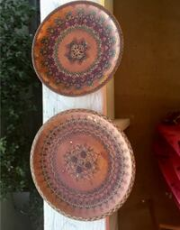 Wooden plates from Romania  Los Angeles, 90049