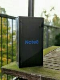 caja negra Samsung Galaxy Note 8 Madrid, 28019