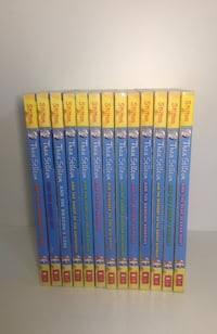 THEA STILTON BOOK COLLECTION by GERONIMO STILTON  Toronto, M6G