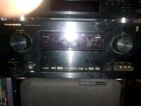 Vintage home stereo equipment
