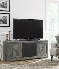 LG TV Stand with Large Integrated Audio Insert Houston