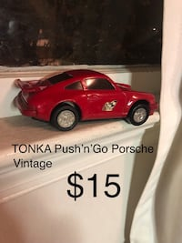 TONKA Push & Go Porsche 1970s Model Fairfax, 22030