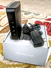 AT&T Microcell Cellphone Signal Booster