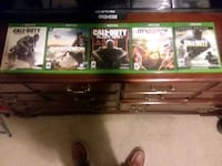 Xbox one games San Antonio, 78234