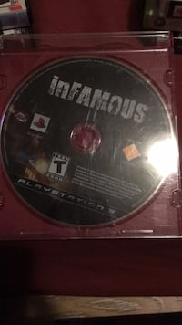 Infamous ps3 Abbotsford, V2S