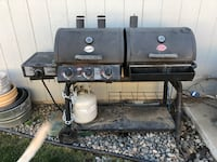 black and gray gas grill Yakima, 98903