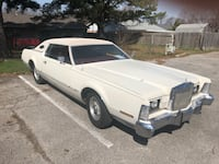 Lincoln - Continental Mark IV - 1973