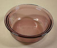 Attention Collectors Brand New Vintage Amber Visions Glass Corning Ware 24oz (750ml) small casserole V-30-B Brampton