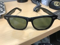 Brand new Ray Ban wayfarer Sunglasses! Watertown, 02472