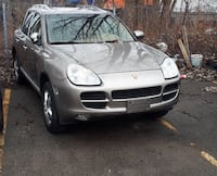 2005 Porsche Cayenne Burlington