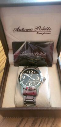 Automa Poletto Limited Edition Automatic Sapphire West Springfield, 22152