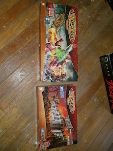 two Hero Scape boxes