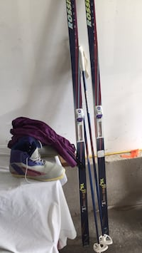 xcountry skiis/boots/poles& gaitors Bedford, 03110