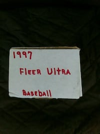 1997 Fleer Ultra Baseball Card Full Set Manassas, 20109