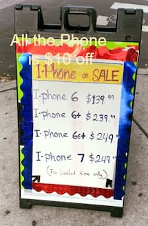 iPhone for sale and all the other phones unlocks