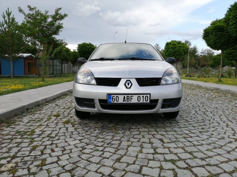2007 Renault Clio Symbol 1.4 AUTHENTIQUE 3