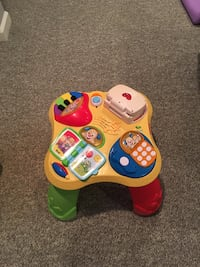 Fisher Price Activity Table (phone missing) 261 mi