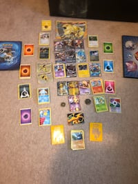 Pokémon Cards  (All Real) 100% Sure 142 Cards Read Description