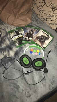Turtle Beach headset for Xbox one controller from grips three games  Luling, 70070