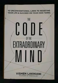 The Code of the Extraordinary Mind Barrie, L4N 7L8