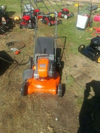 red and black push mower Fayetteville, 28314