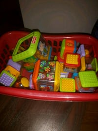 toddler's assorted plastic toys Gatineau, J9A 3N9