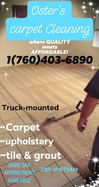 Tile and grout cleaning Apple Valley, 92307