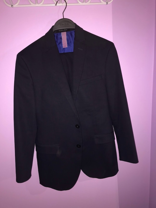 Brand new Zara suit and pants size 14 boys d767e2e5-0b90-4d48-883c-f62fde6f4fd4