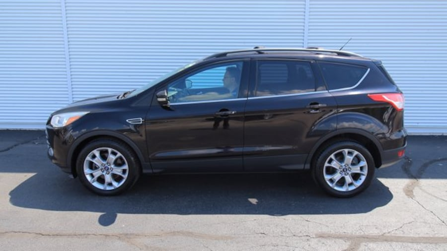 2013 Ford Escape SEL / ONE OWNER / ACCIDENT FREE / NAVIGATION / SIR 2e3a4320-7db7-4f56-9437-a92473848793