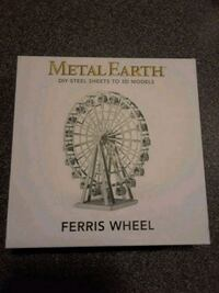 metal ferris wheel. Nashville, 37209