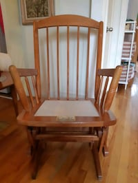 Rocking chair Montreal, H4E