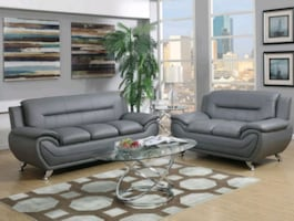 Brand New☆Sofa and loveseat☆39$ Down Payment