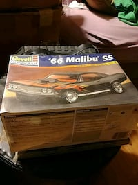 Model car unopened from 1998