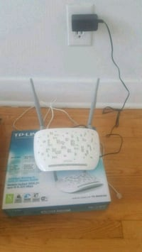 Tp link modem router 30$ (New)