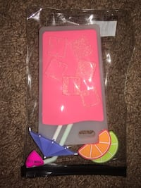 pink and gray iPhone case pack
