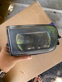 Used BMW Carello 9337 Fog Headlight (Front Left - Driver Side) Baltimore, 21220