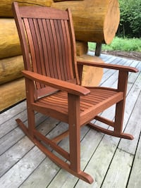 Rocking chairs indoor/outdoor 4 available Gravenhurst, P0E