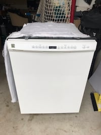 Kenmore White Dishwasher Vaughan, L6A 0S4