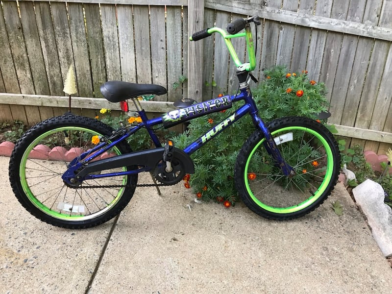 Boys huffy bike 2edd3452-5e75-4424-90f3-4d53e4a2d716