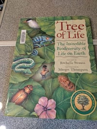 The Tree of Life the large biodiversity of life on Earth