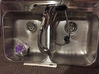 Double kitchen sink New Tecumseth, L9R 1M1