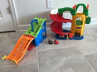 Fisher price car toy lot Kissimmee, 34746