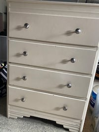 Off white painted dresser