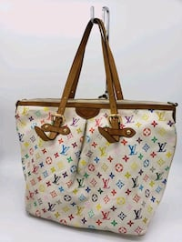 brown and beige Louis Vuitton monogram tote bag Ashburn, 20148