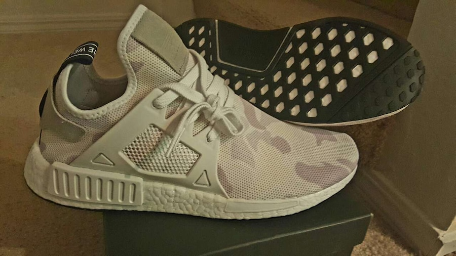 Adidas NMD XR1 Duck Camo size 9.5 for sale in Los Angeles, CA