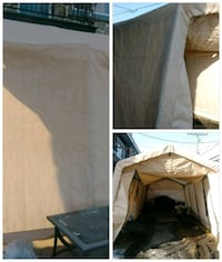 white canopy tent collage Boisbriand, J0N