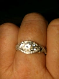 Engagement ring 100.00 or best offer Dupont, 18641
